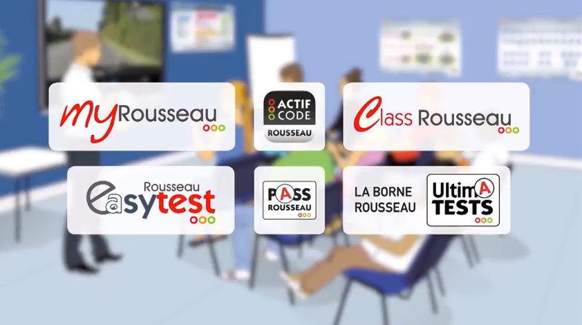 Codes Rousseau Produits Pour Les Professionnels Du Permis De Conduire