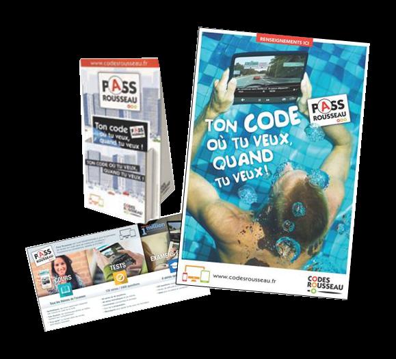 pass rousseau kit complet communication