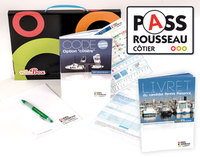 KIT COMPLET PASS ROUSSEAU OPTION COTIERE
