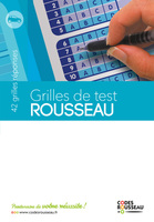 GRILLES DE REPONSES TESTS ROUSSEAU