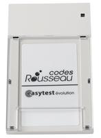 boitier easytest evolution codes rousseau. Black Bedroom Furniture Sets. Home Design Ideas